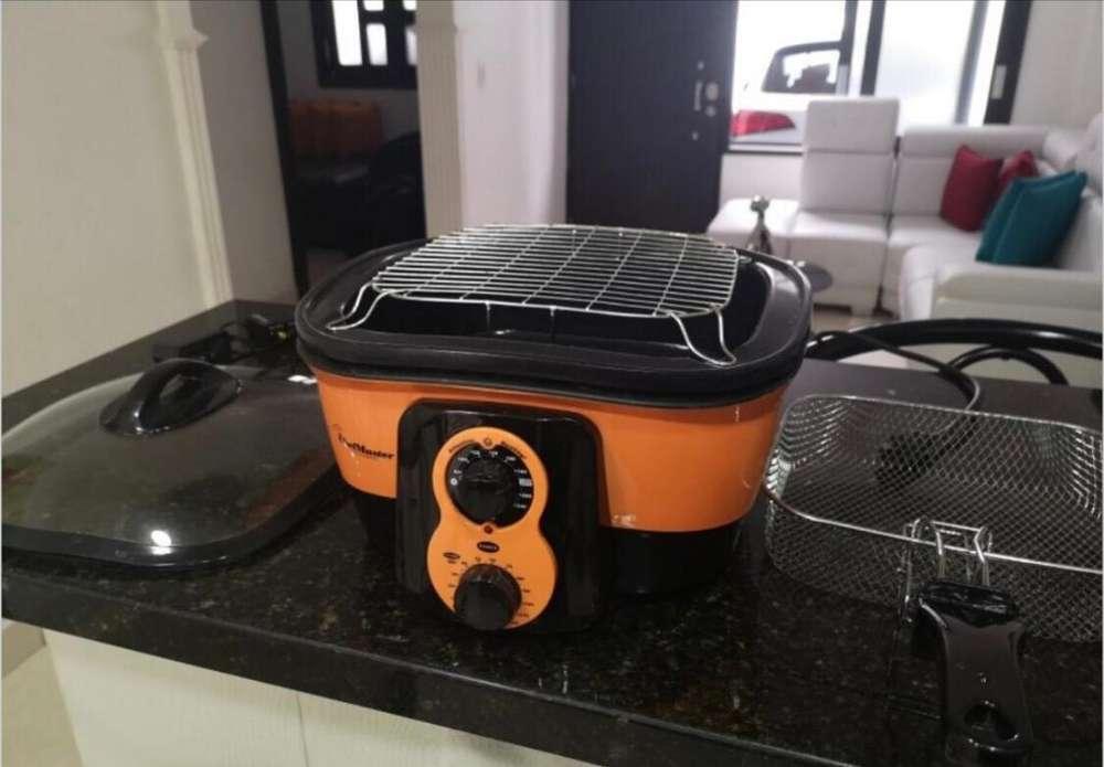 Olla Electrica Hermosa Marca Chef Máster