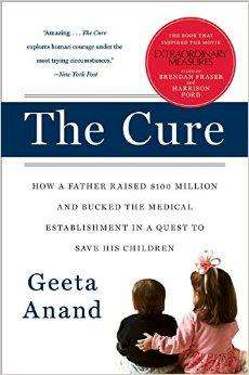The Cure Geeta Anand en Ingles