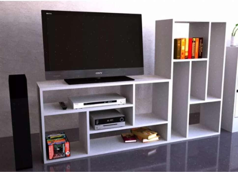 Modular Multiuso Rack Mesa De Led Mesa De Tv