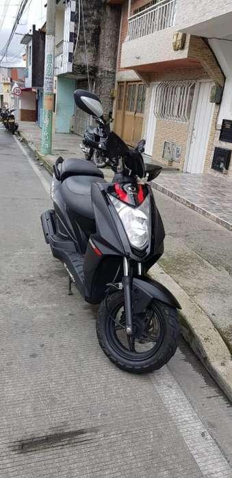 Venta de hermosa moto