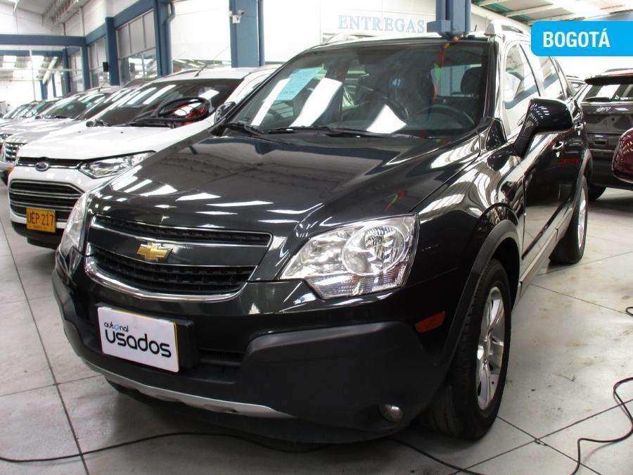 Chevrolet Captiva 2014 - 63450 km