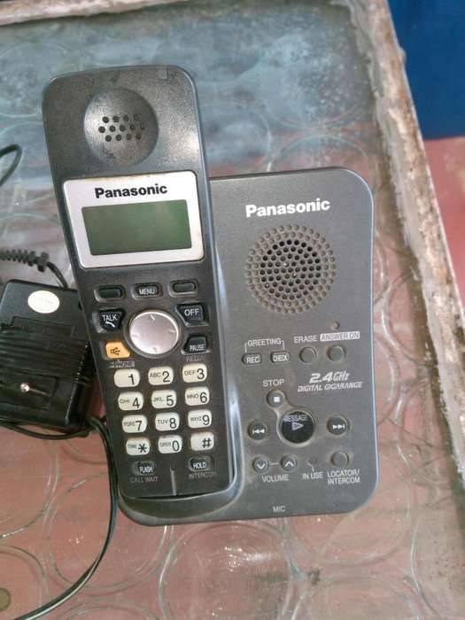 INALAMBRICO PANASONIC IMPECABLE