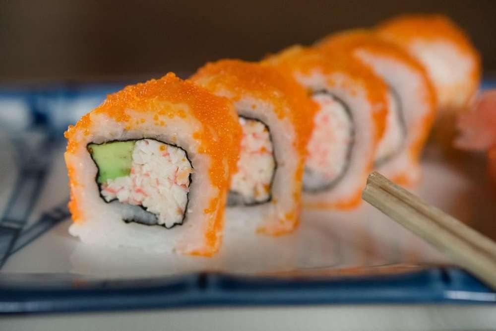 Sushi cheff