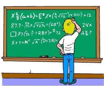 Clases particulares de química física y matemáticas