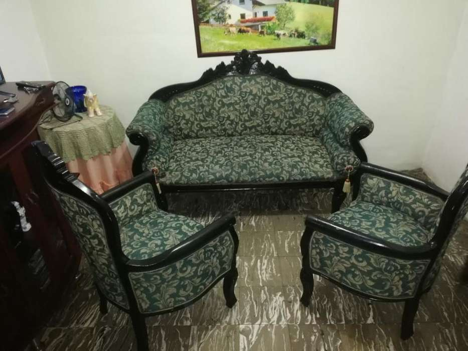 Muebles Estilo Isabelina