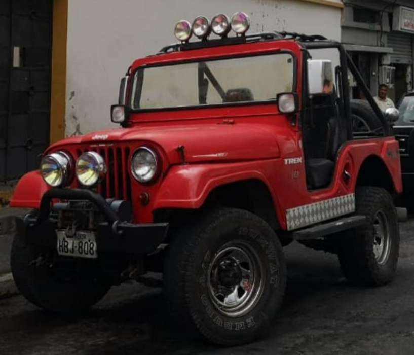 <strong>jeep</strong> CJ 1965 - 100000 km