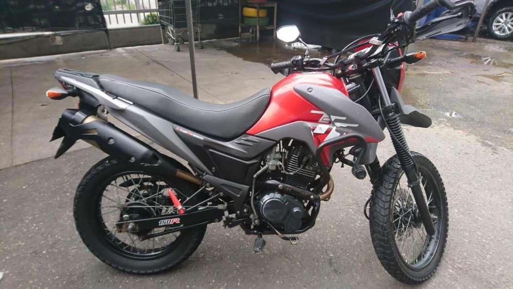 GANGAZO AKT TT150 MODELO2016
