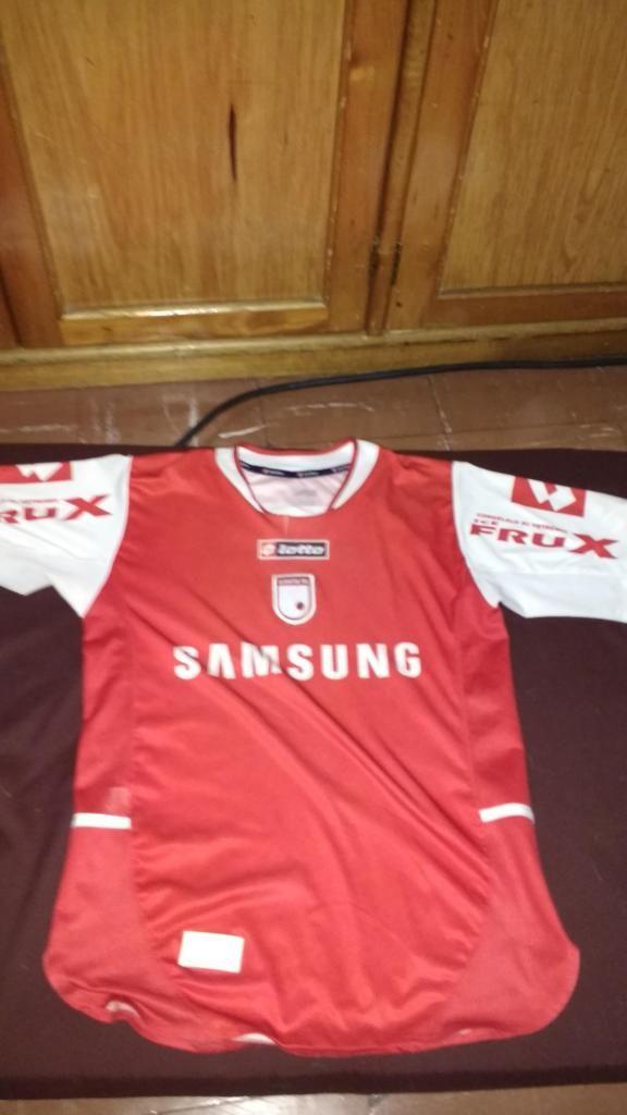 Camiseta Independiente Santa Fe Lotto Talla S