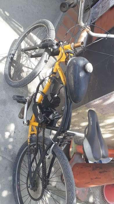 en Venta Bicicleta con Motor
