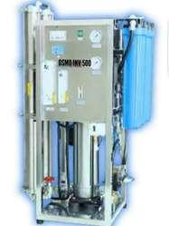 Equipos de tratamiento de agua, Osmosis Inversa, Dispensadores