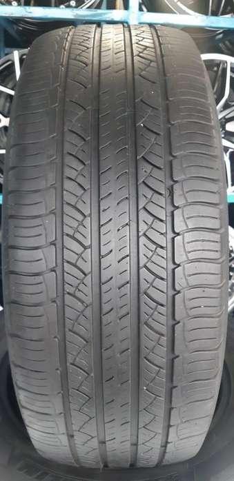 Llantas Usadas 245 60 R18 Michelin Made in Usa 6mm altura de labrado 55 c/u