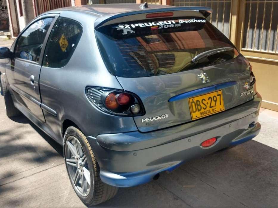 Peugeot 206 2009 - 64387 km