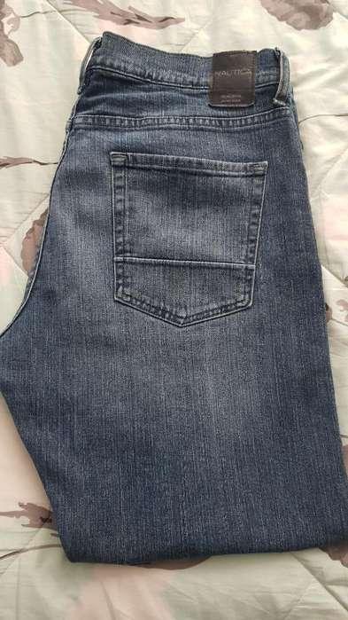 Vendo Jeans Náutica