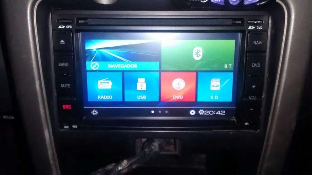 NISSAN FRONTIER XTERRA ESTEREO CENTRAL MULTIMEDIA STEREO CON ANDROID, GPS, BLUETOOTH