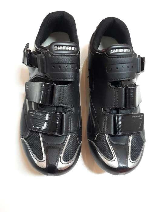 Vendo Zapatillas Shimano Impecables