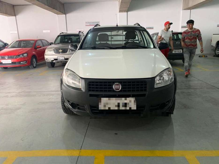 <strong>fiat</strong> Strada 2013 - 129000 km