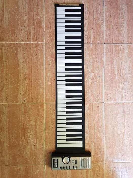 Piano Roll Impecable Como Nuevo Remato