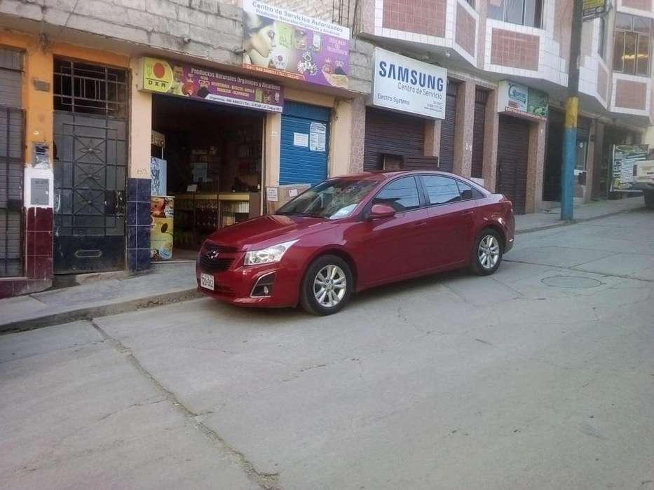 Chevrolet Cruze 2013 - 60000 km