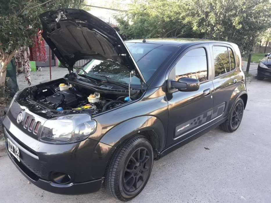 Fiat Uno  2012 - 0 km