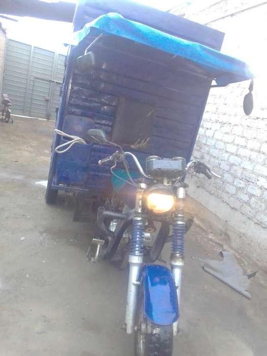 Moto Carguera