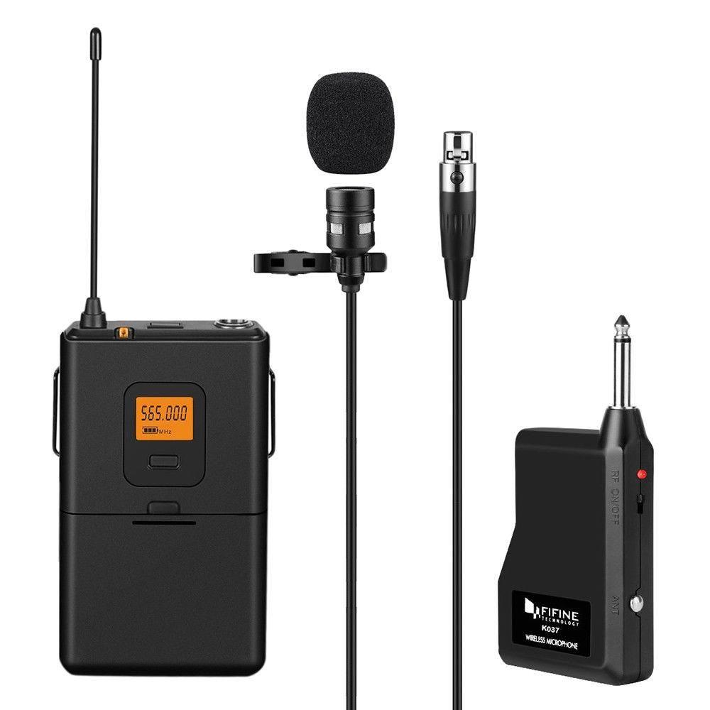 Microfono inalambrico de Diadema