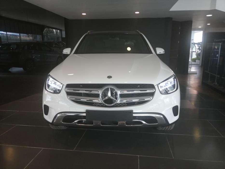 Mercedes-Benz Clase GLC 2020 - 0 km