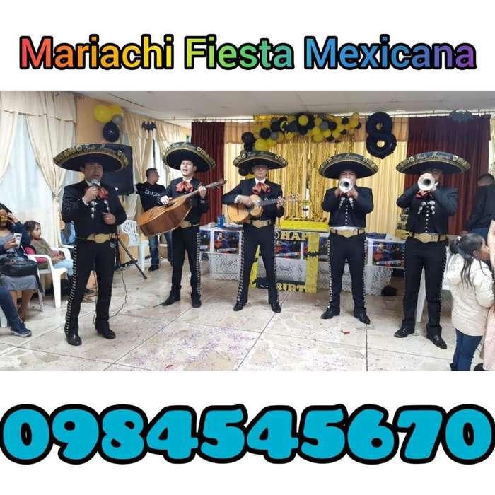 Mariachis en Quito Ecuatoriana Quitumbe