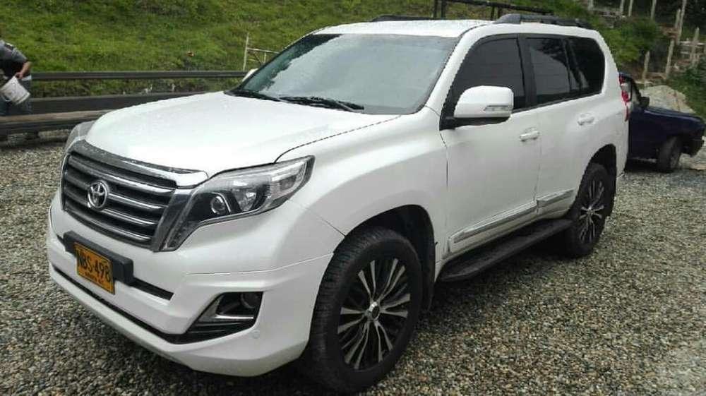 Toyota Prado 2012 - 130000 km