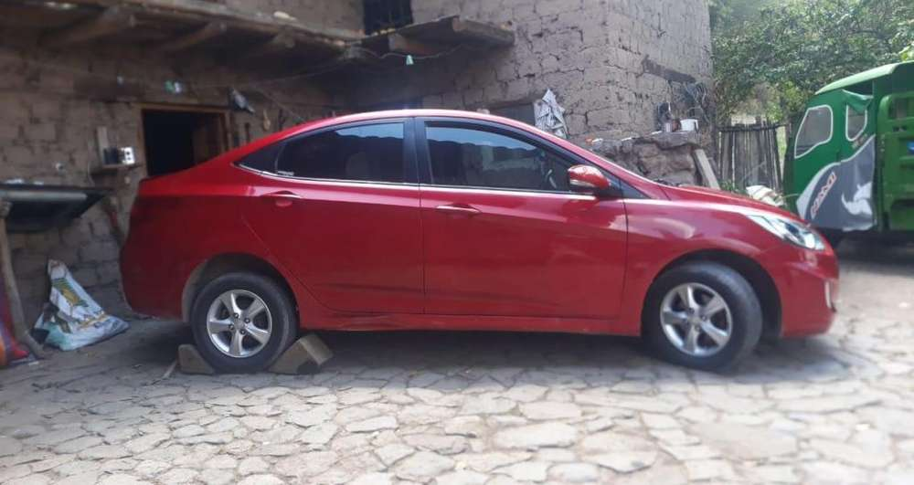 <strong>hyundai</strong> Accent 2014 - 93000 km