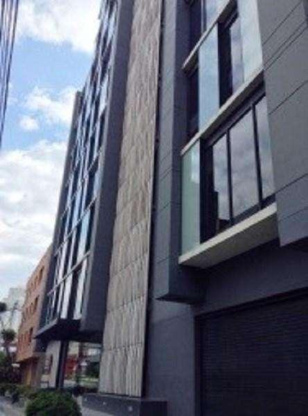 Disfrute de <strong>oficina</strong> nueva con espectacular terraza privada!!! 18-00095