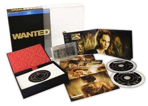 Wanted Bluray Collector Edition