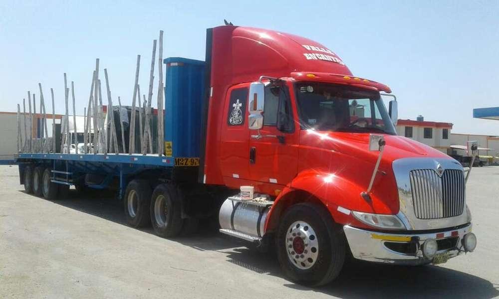 Ocación Vendo Semitrailer Inter - Fameca