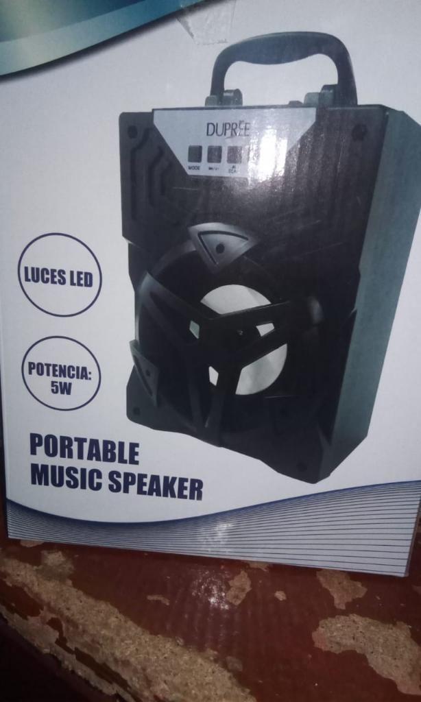 Parlante con Bluetooth Totalmente Nuevo