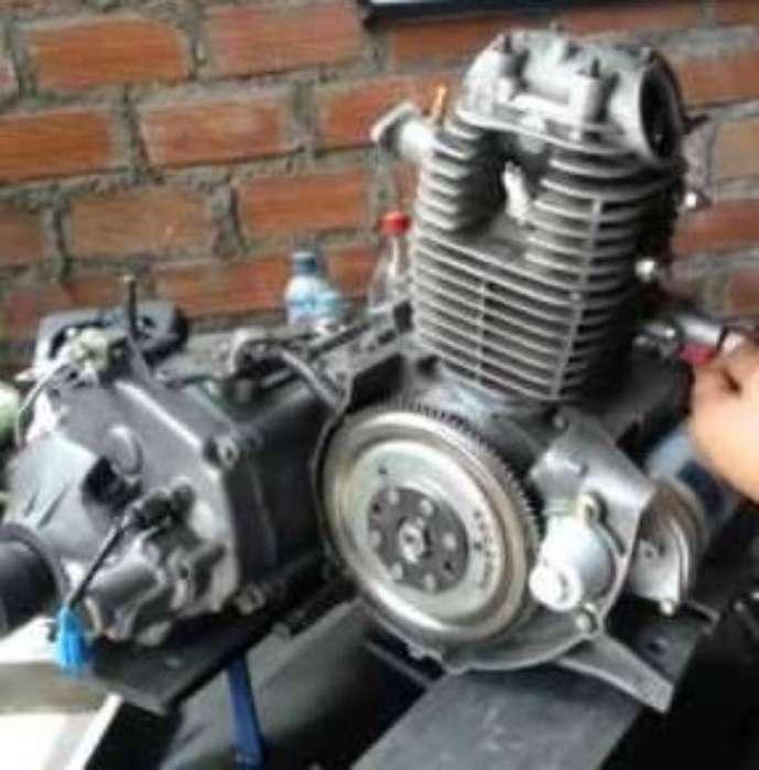 Remato Motor de Mototaxi .bajaj 4tiempos