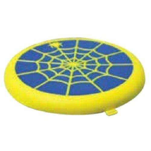 Frisbee Para Perro Araña Amarillo.