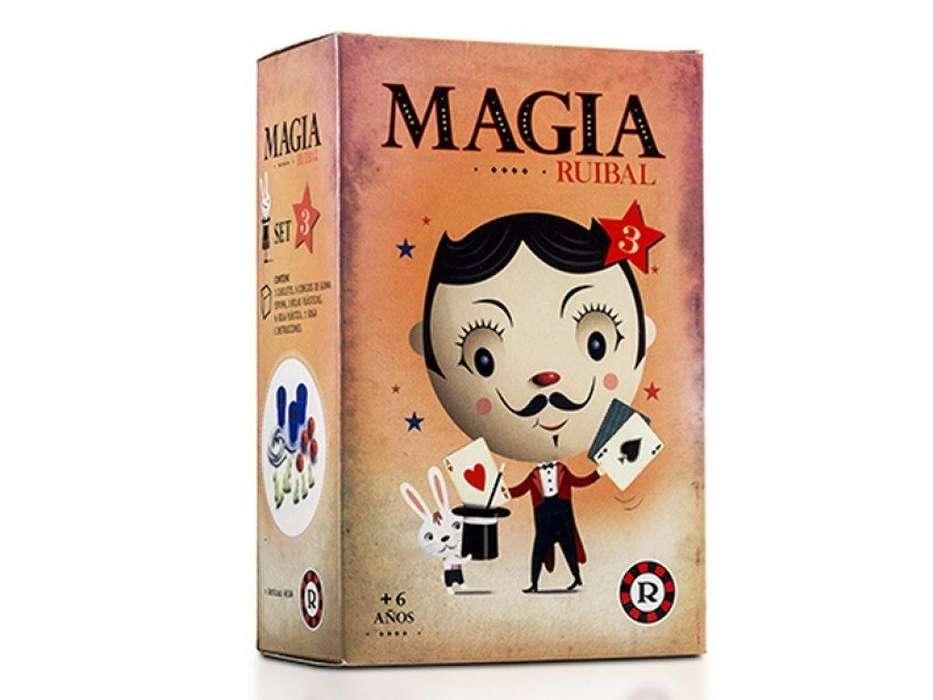 MAGIA 3 – Set infantil