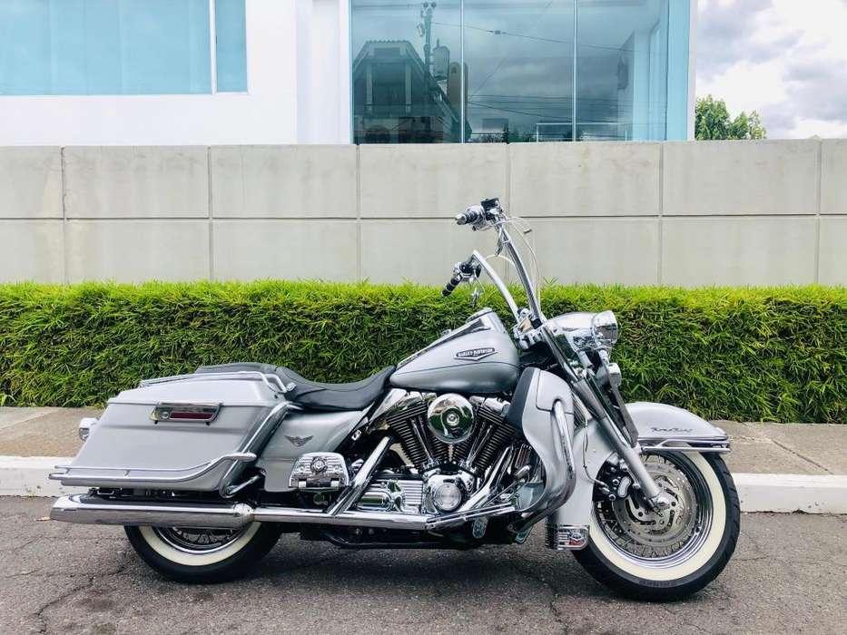<strong>harley</strong>-Davidson 2005 Modelo Road-King Classic 1.450cc Full Injection Moto <strong>harley</strong> Davidson