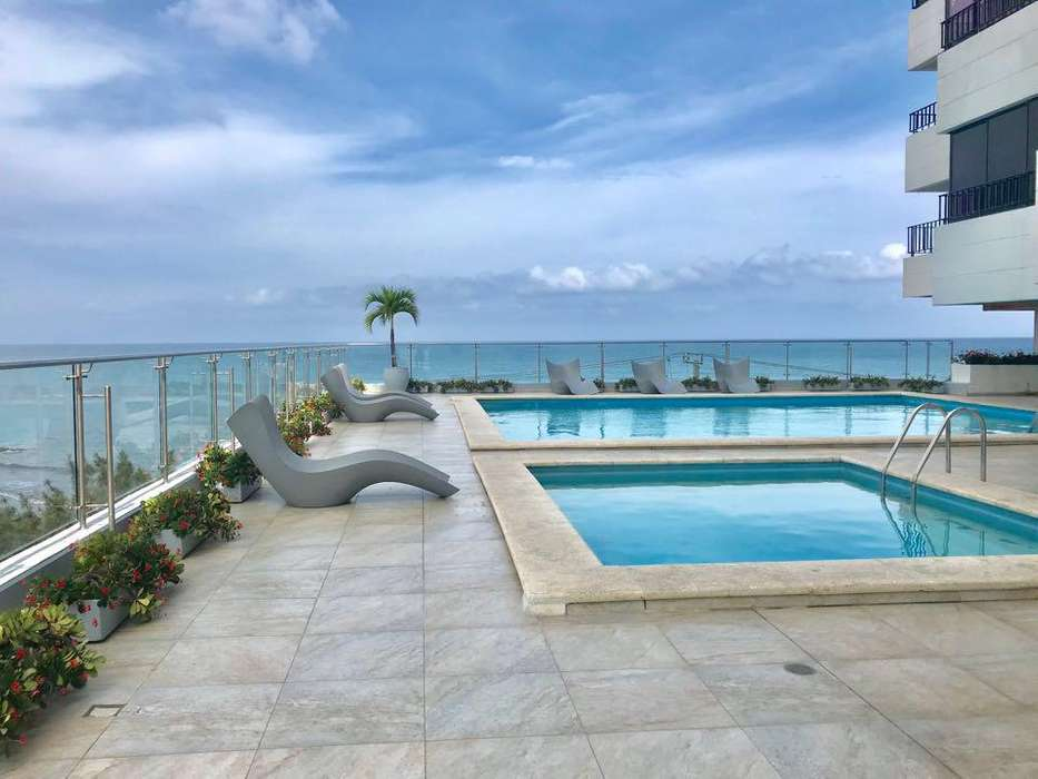 Apartamento con vista al mar en Bocagrande - wasi_840720