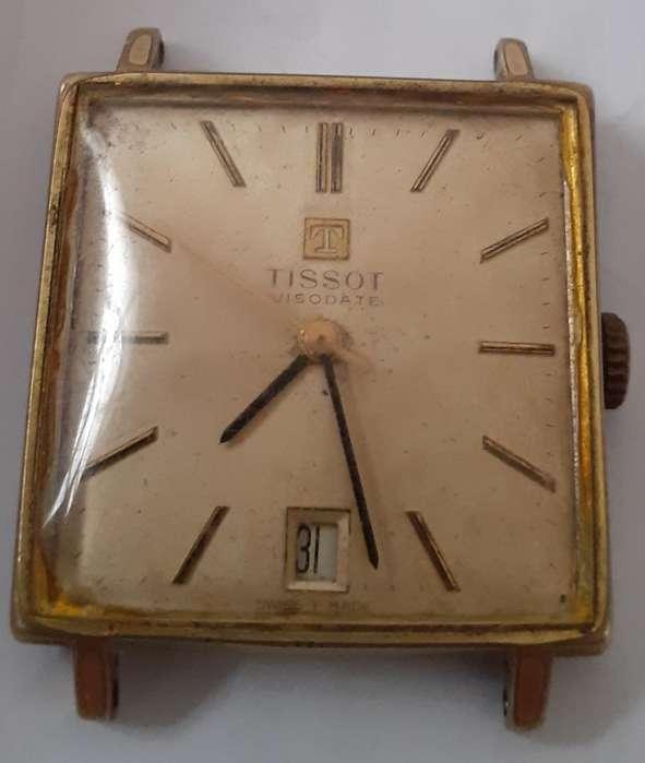 Antiguo Reloj Tissot Visodate Automatico