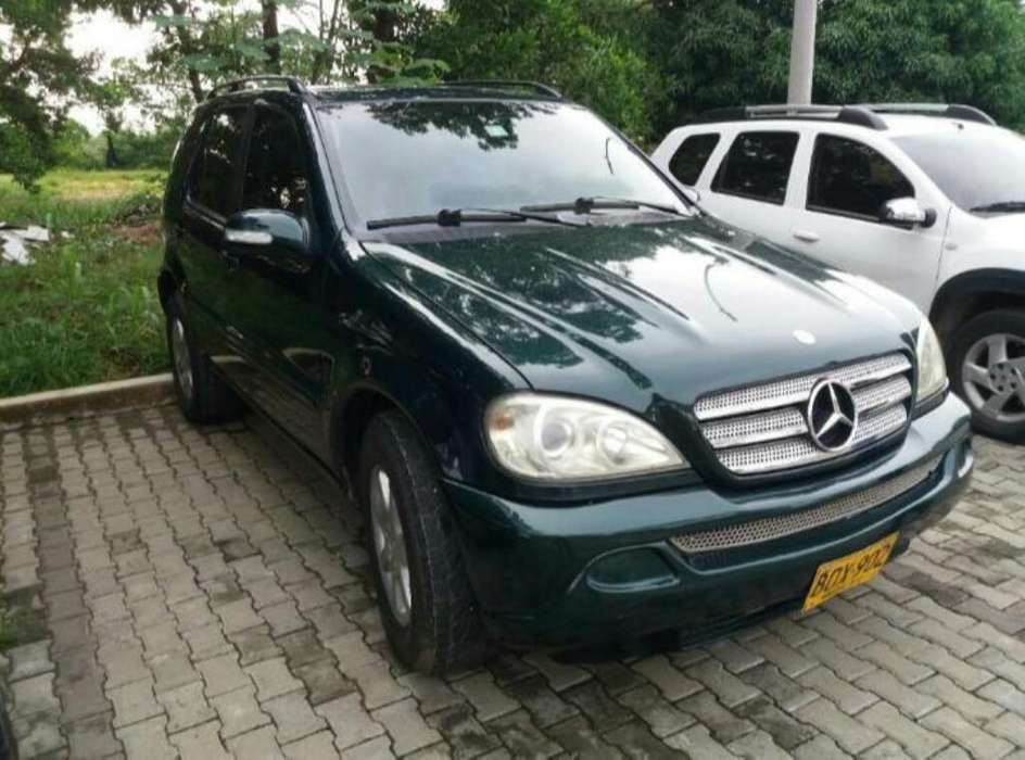 <strong>mercedes-benz</strong> Clase M 2003 - 175000 km