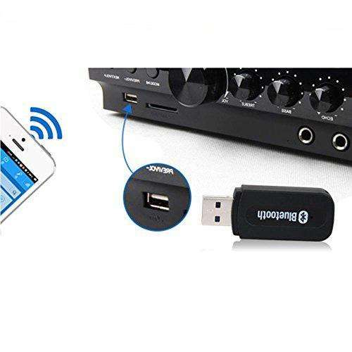 Bluetooth audio receiver.