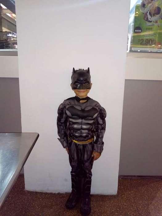 Disfraz D Batman Talla 6