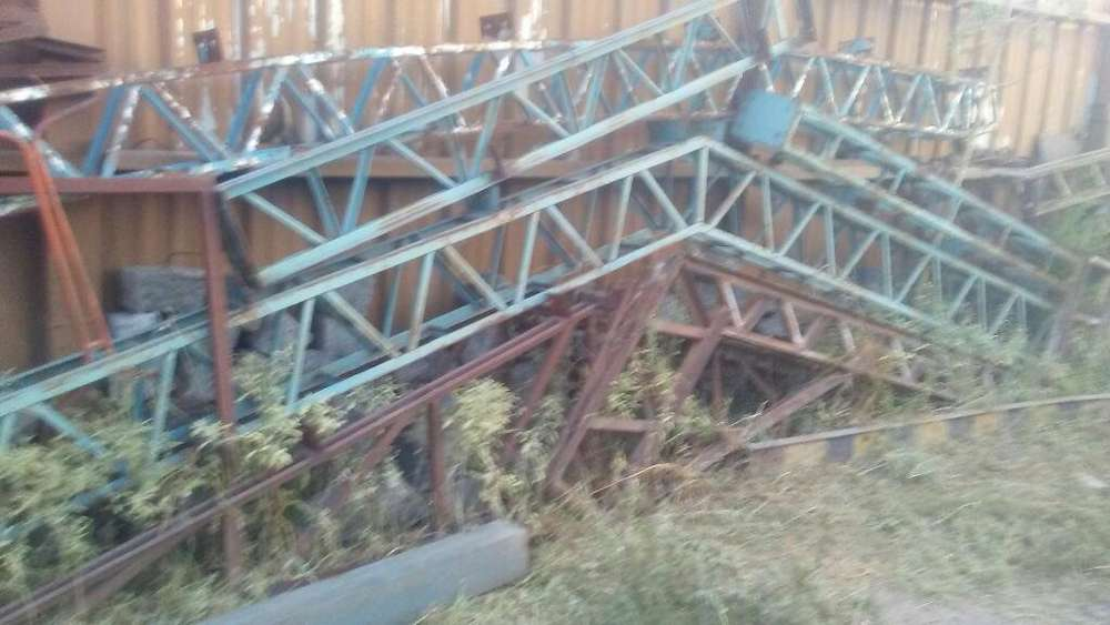 Cabreada De7.00 Metros