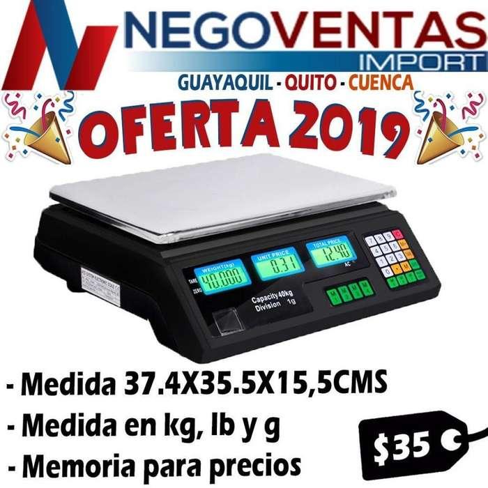 BALANZA GRAMERA <strong>digital</strong> HASTA 35KL CALCULA EN LIBRAS , KILOS Y PRECIO PARA TIENDAS NEGOCIOS Y SUPERMERCADOS