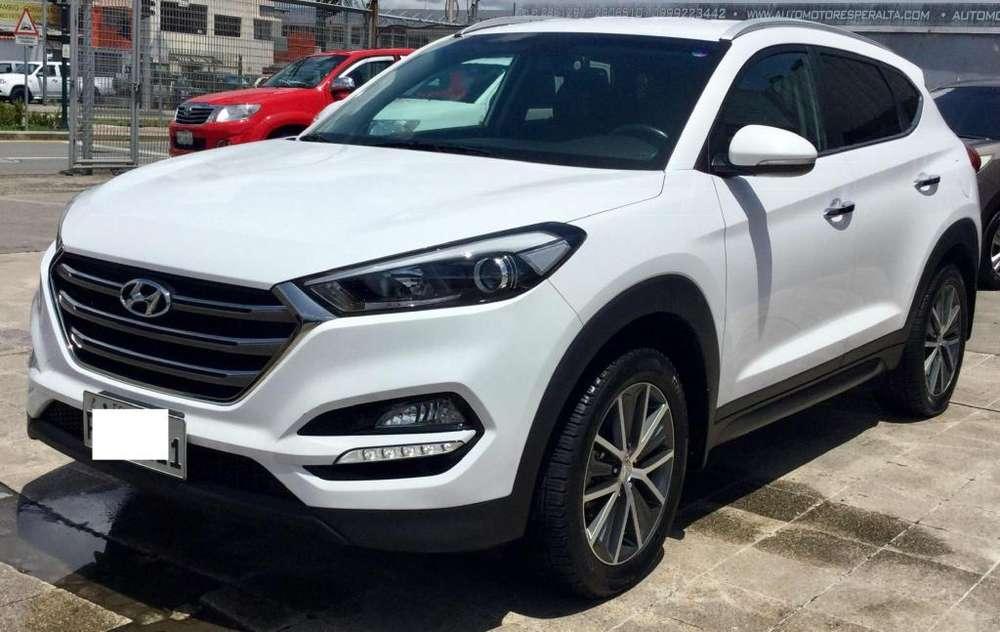 Hyundai Tucson 2016 - 60000 km