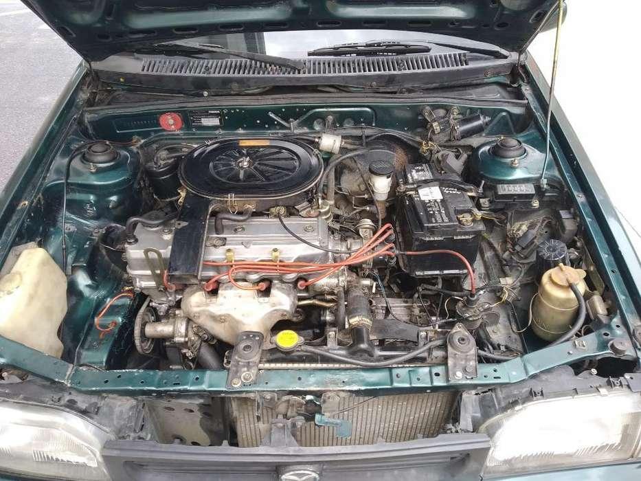 Mazda 323 1996 - 325000 km