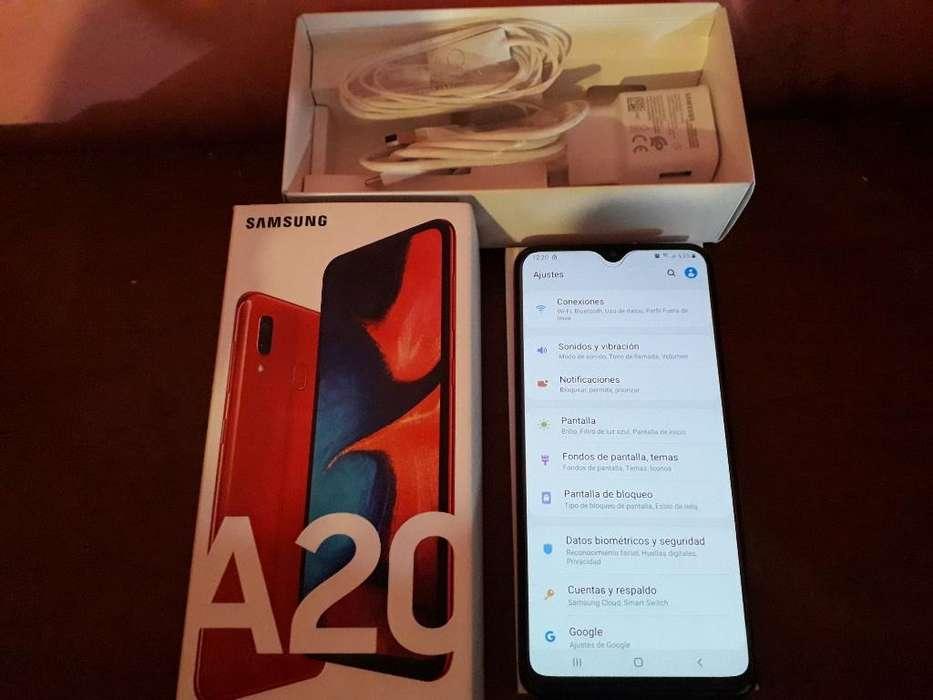 Samsung A20 Libre de Fabrica Nuevo Permu