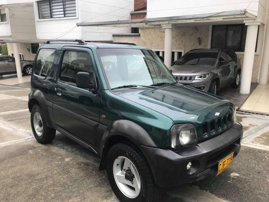 <strong>chevrolet</strong> Jimny 2001 - 118000 km