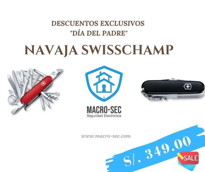 NAVAJA SWISS CHAMP VICTORINOX