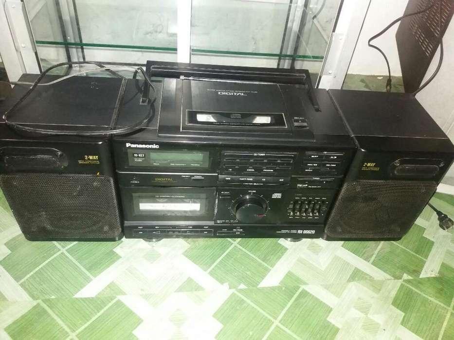 Vendo Radio Grabadora